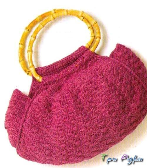 Современная стильная сумка