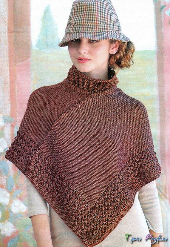вязаное крючком платье для пляжа