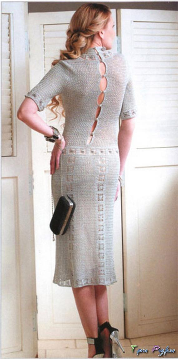 Шикарное платье для настоящей леди.