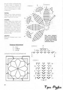 Кофта вязание от центра фото (3)