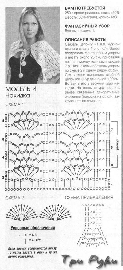 Фото схемы накидки (2)