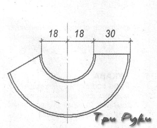 Фото схемы накидки (1)