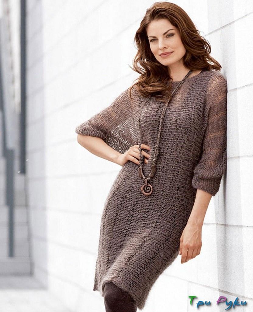 Платье из немецкого журнала