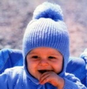 шапочки для мальчиков вязать с описанием