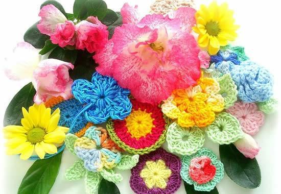 цветочки крючком мк (1)