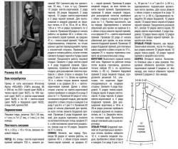 теплое платье спицами (1)