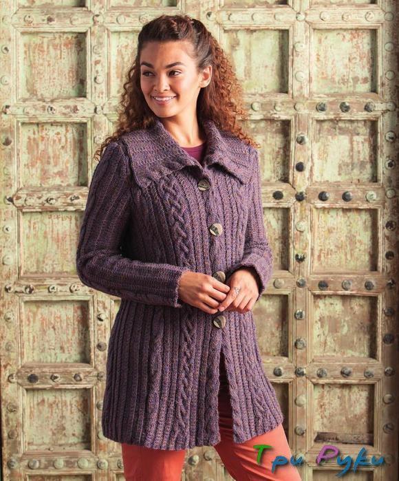 Короткое пальто сицами (1)