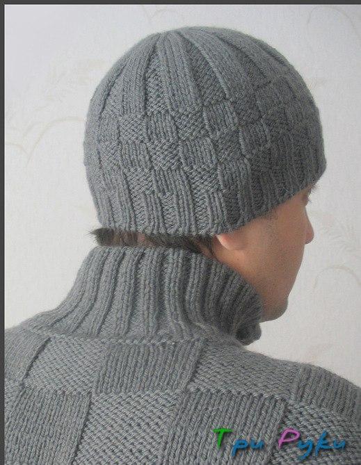 Мужская шапка фото (2)