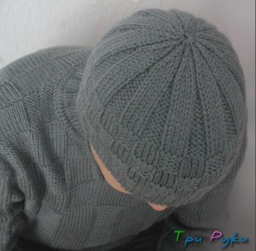 Мужская шапка фото (5)