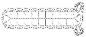 Вязаные мотивы крючком (3)