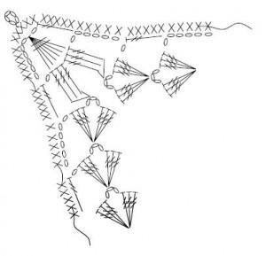 Вязаные мотивы крючком (1)