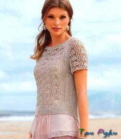 Пуловер фото (1)