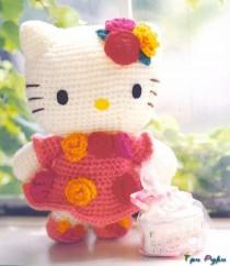 Жизнерадостная кукла хелло китти (1)