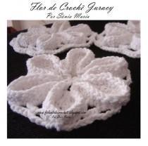knitted crochet flower (6)