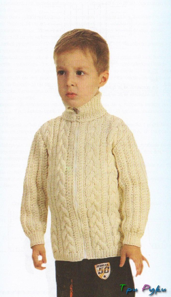 пуловер для мальчика (2)