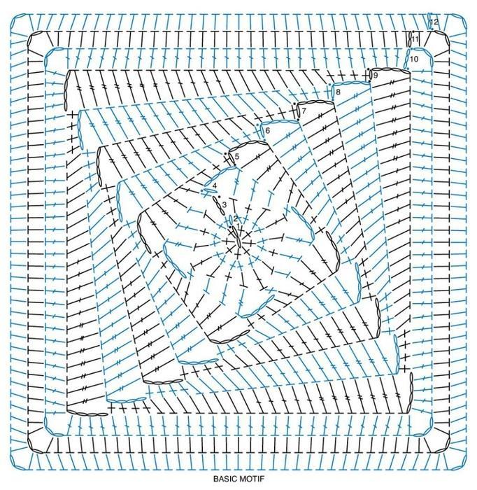 Очаровательное одеяло (1)