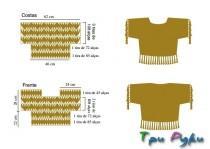 вязание крючком на вилке (1)