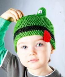 Шляпка - лягушка (1)