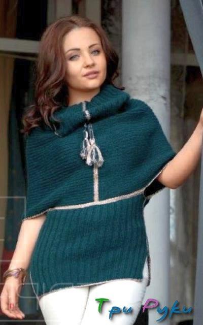 вязаный свитер (1)