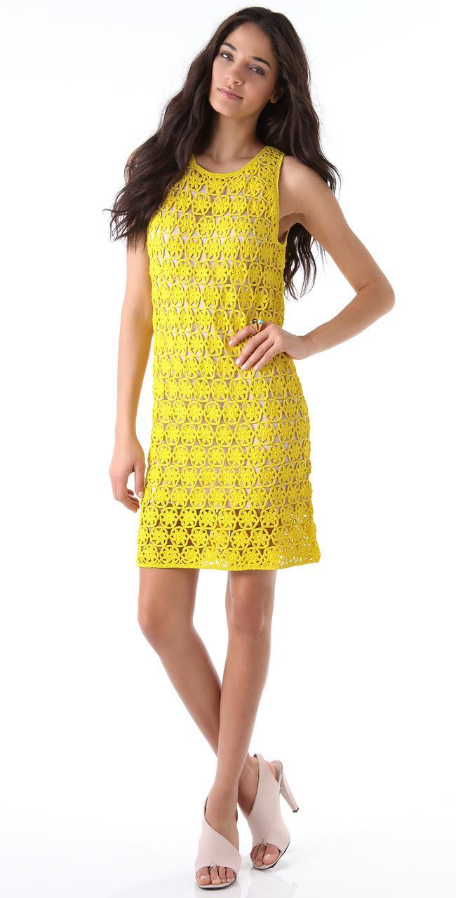 Платье - футляр летний гардероб