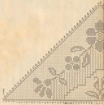 филейное вязани есхема
