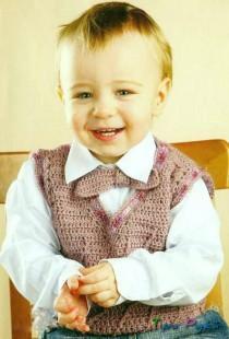 Вязание для мальчика 1,5-2 года
