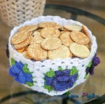 Вазочка для печенья