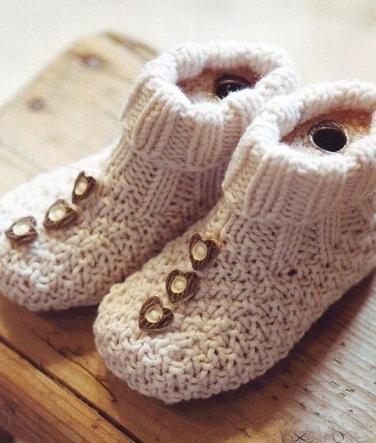Удобные детские ботиночки