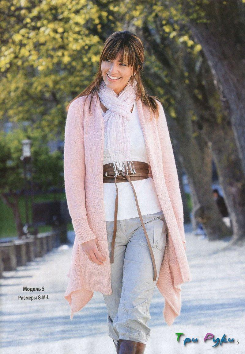 Вязание для полных женщин » Вязание спицами и крючком 79