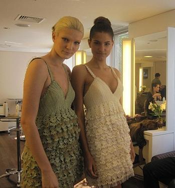 Платье в стиле беби-долл