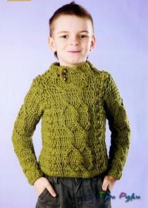 фото пуловера