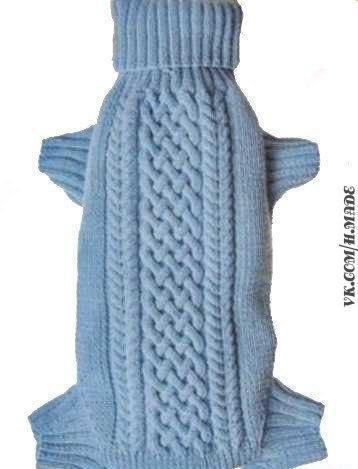 Вязанная одежда для собак Все
