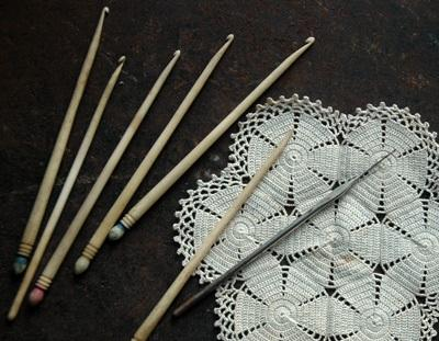Вязание крючком виды википедия