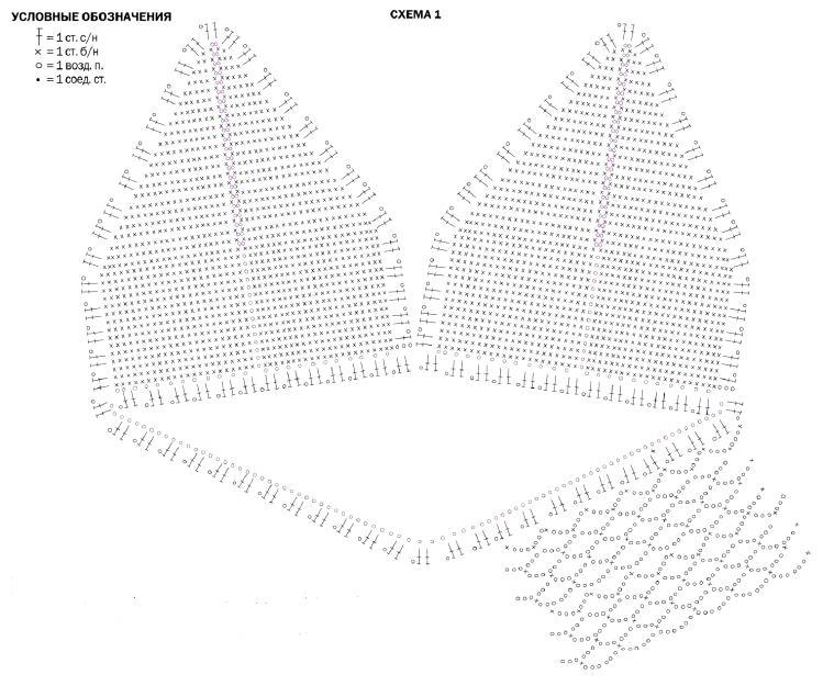 top-oborkami-otkrytoy-spinoy-scheme-vyazanie-kryuchkom-modeli-shemami-azhurnye-koftochki-modeli-dlya