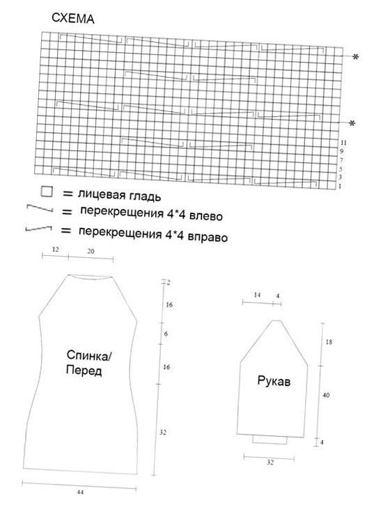 shema-beloy-zhenskoy-tuniki