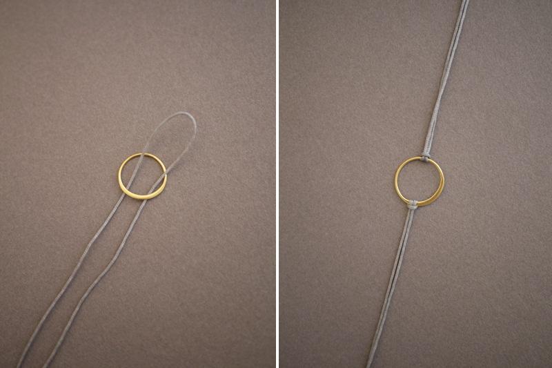 браслеты макраме для начинающих