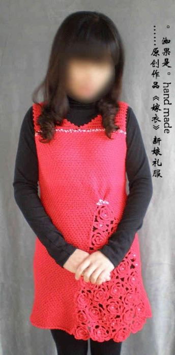 crochet-charming-red-dress-girls-craft-craft-82687523077651289635 (344x700, 159Kb)