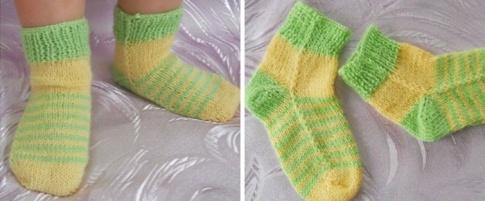 Готовые носки