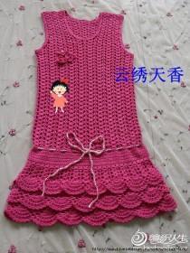 Платье для девочки (8)